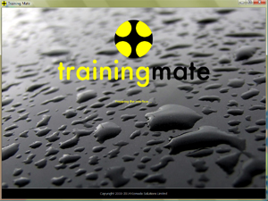 Try the new version of Training Mate this weekend
